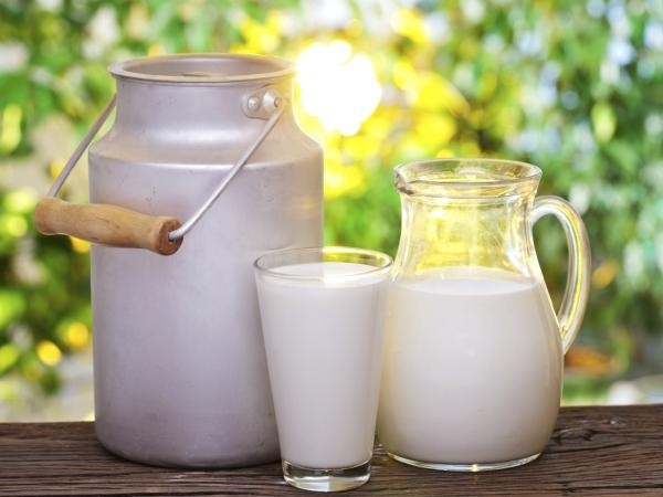 Calcium, Vitamin D in milk